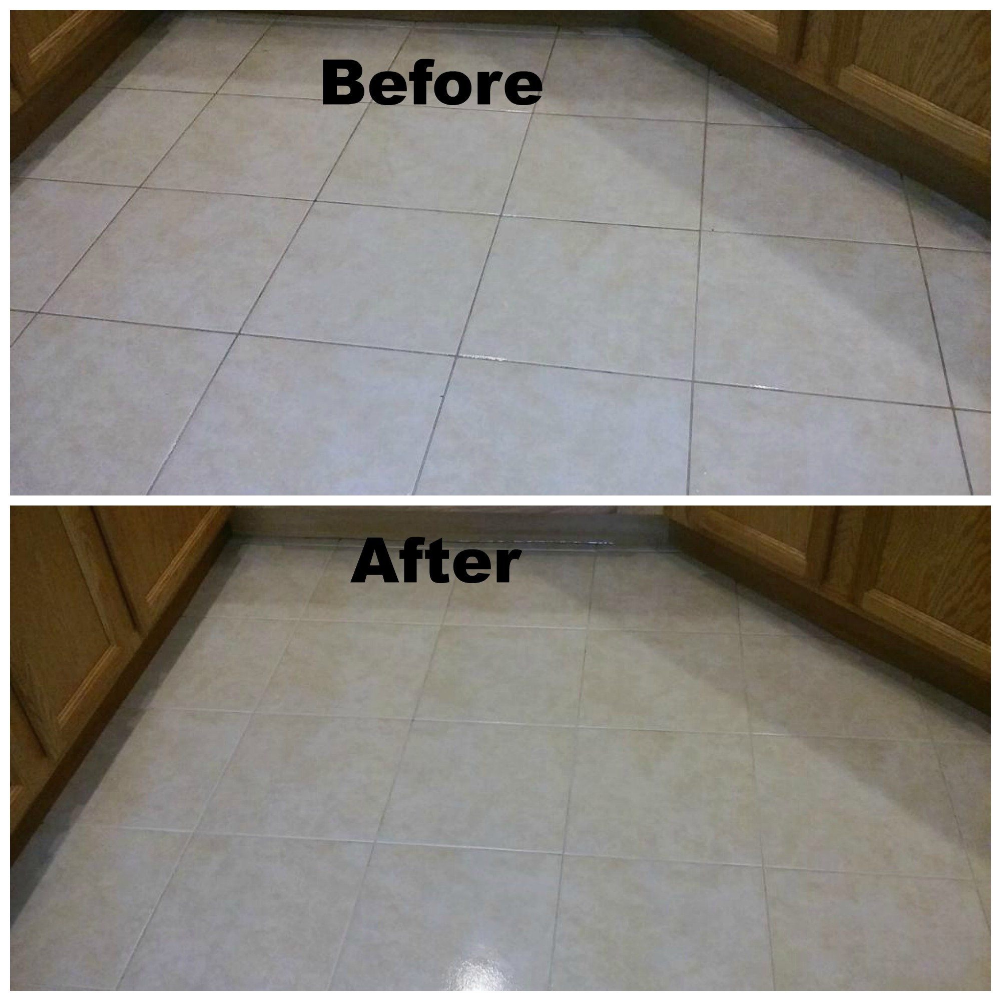 CCS Before and After Tile