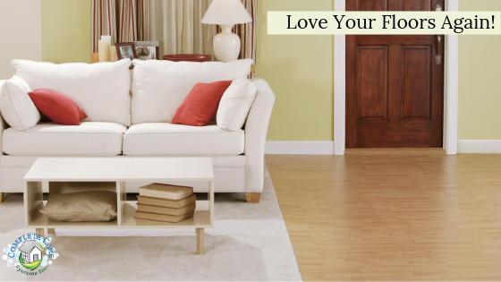 Love Your Floors Again!