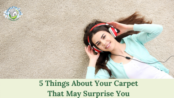 5 Things About Your Carpet That May Surprise You